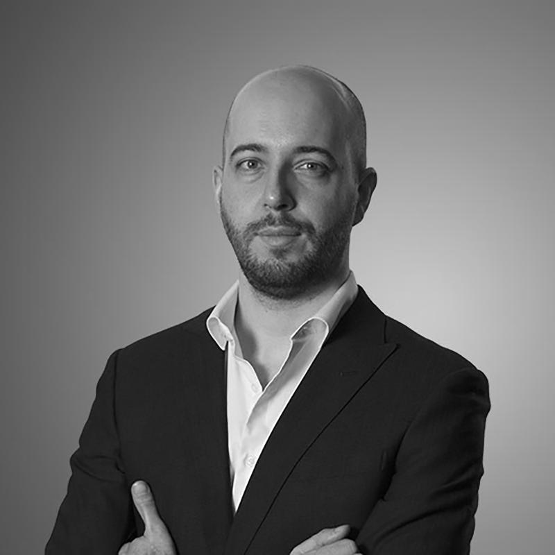 Nicolas Gilot BW