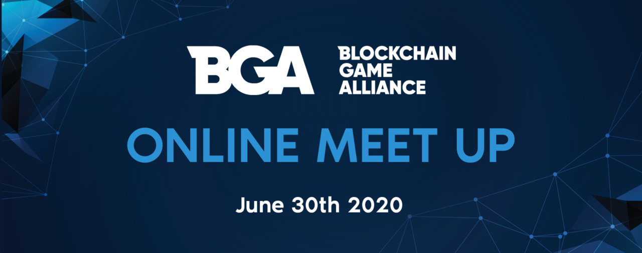 Don't miss out the June 2020 BGA Online Meetup