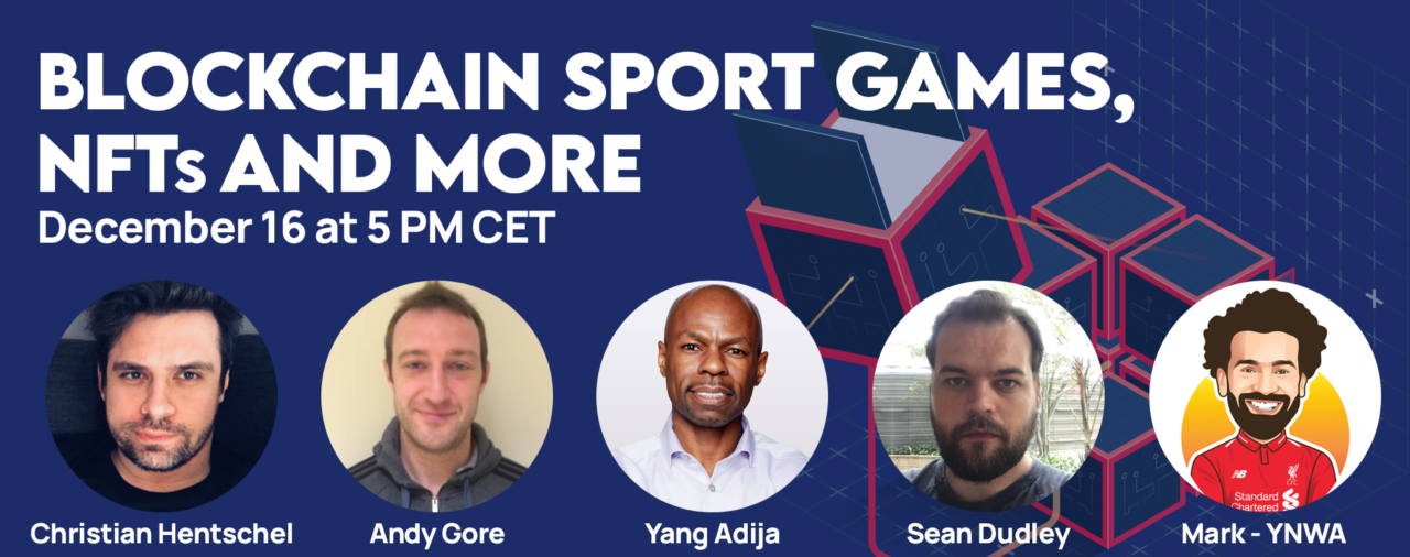 Blockchain Sport Games, NFTs and more