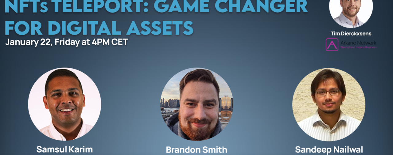 NFTs Teleport: Game Change for Digital Assets (Part I)