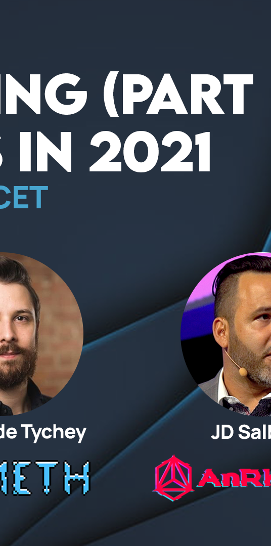 DeFi x Gaming: New Games in 2021 | Part 2